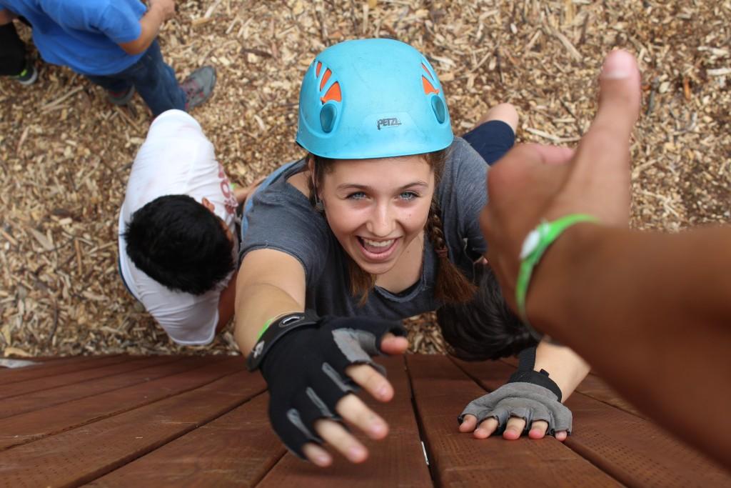Camp Bob Waldorf Climbing Facility