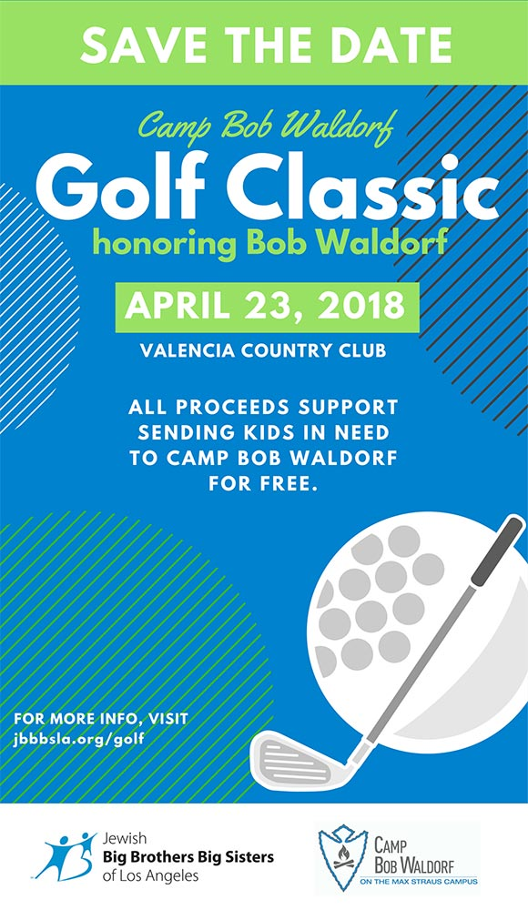 Camp Bob Waldorf Golf Classic 2018
